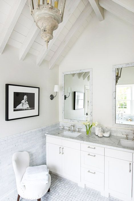 master #bathroom decorating before and after