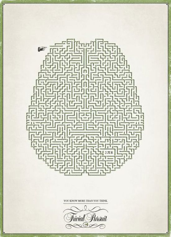 25 Eye Catching and Creative Print Ads Examples