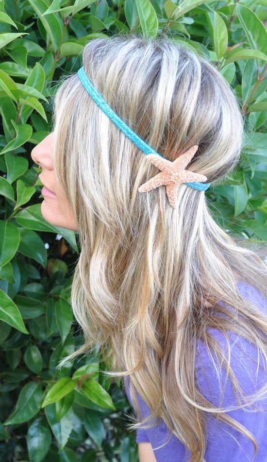 mermaid hair accessories
