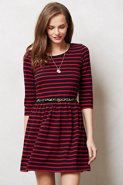 The cutest stripes #Anthrofave