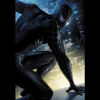3D Art: Spiderman