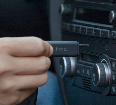HTC Bluetooth Music Streaming Stereo Clip Adapter.  Want it? Own it?
