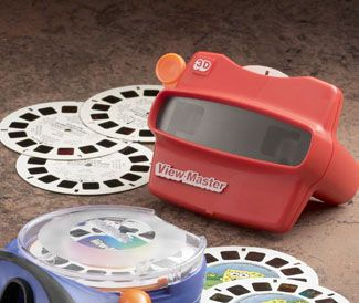 View-Master Toy