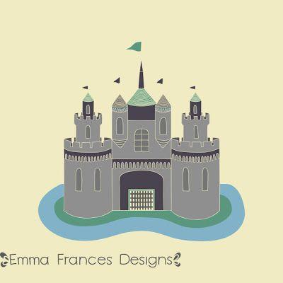 Emma Frances Designs: Castles