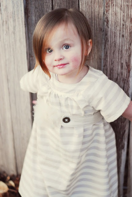 little girl dress tutorial! SO CUTE!