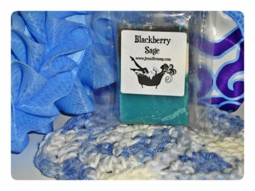 Jennifers Handmade Soap Giveaway