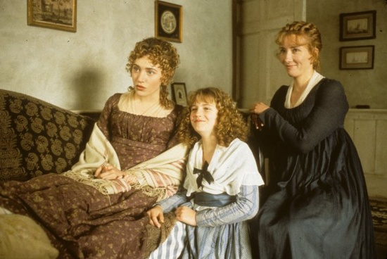 Sense and Sensibility: Margaret is my favorite sister although, Eleanor is a close second. :)