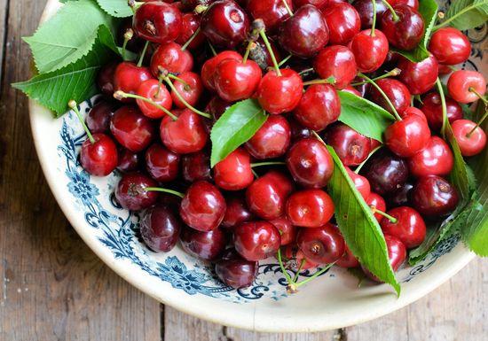 July Tea Time Treats Challenge: Fresh Fruit Treats