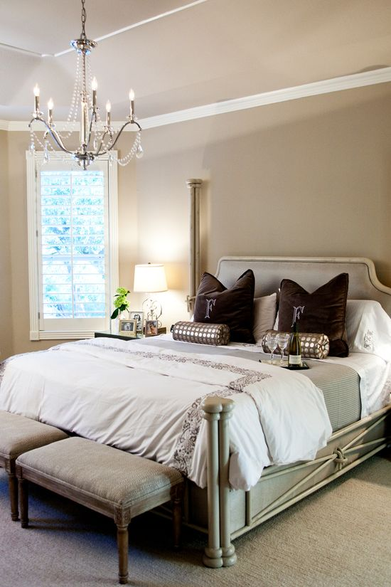 My new master bedroom designed by Alison Quisenberry.