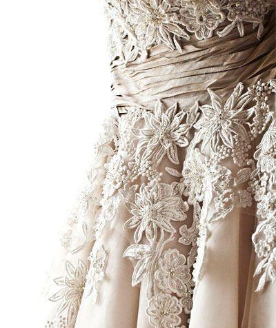 Beautiful beautiful lace