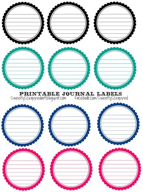 labels #free #printable