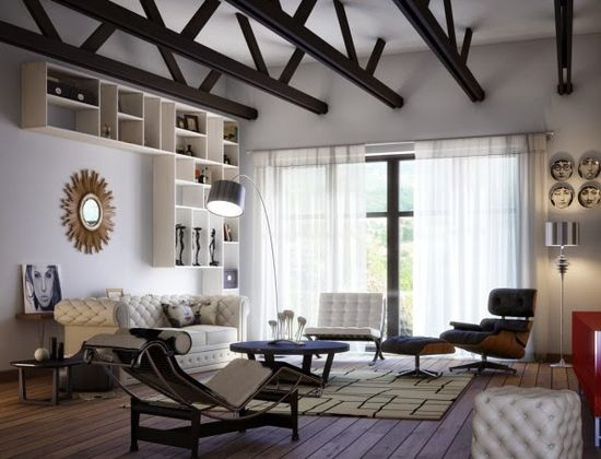 15 Stunning Living Room Design Ideas