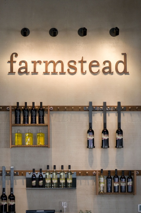 Farmstead restaurant by EDG Interior Architecture