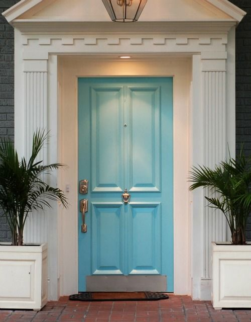 What's in a Door Color?