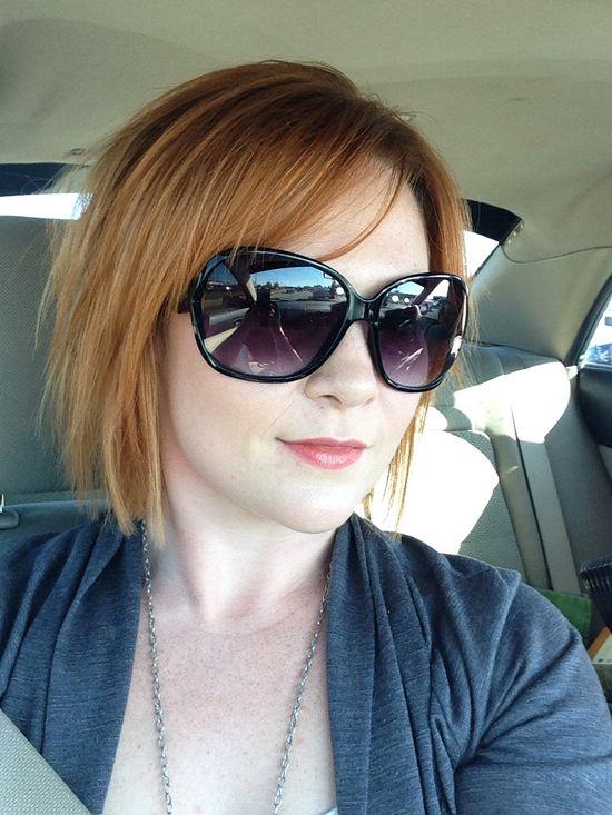 Medium short hair 2013