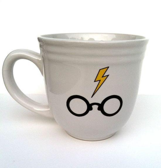 Harry Potter Mug. Want.