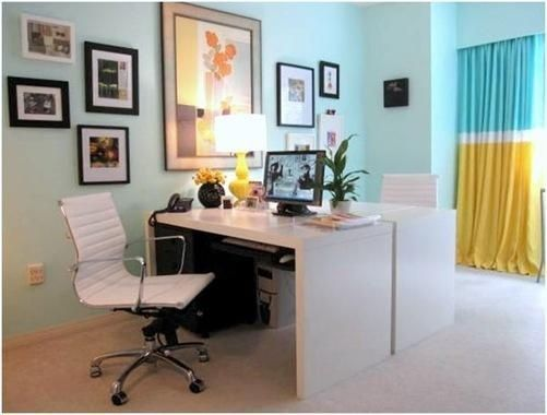 Like the desk layout--extending into the