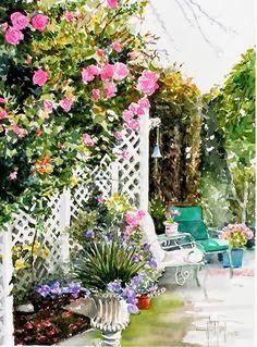 'Paradise Garden'