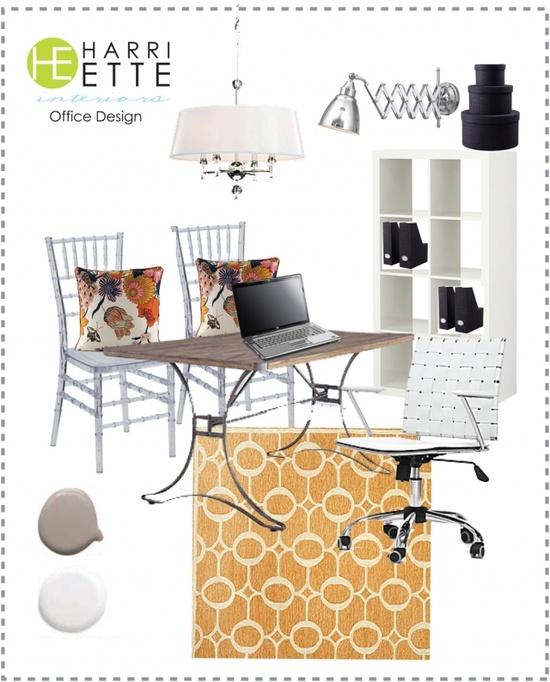 Harri Ette Interior's Office Design