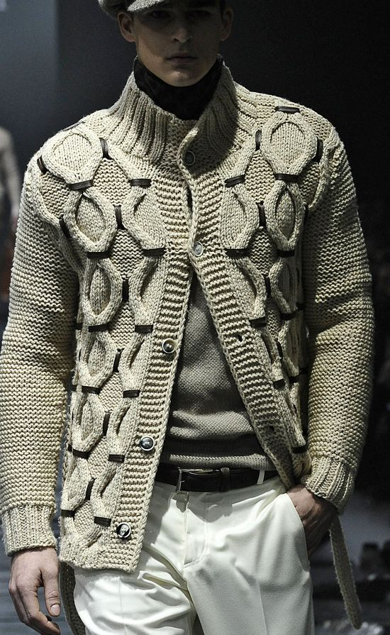 Corneliani - FW13/14 - Milan Men's Fashion Week