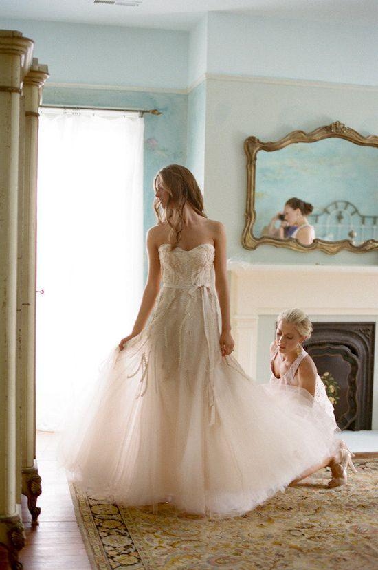 Photography by jenfariello.com, Wedding Dress by www.moniquelhuill...