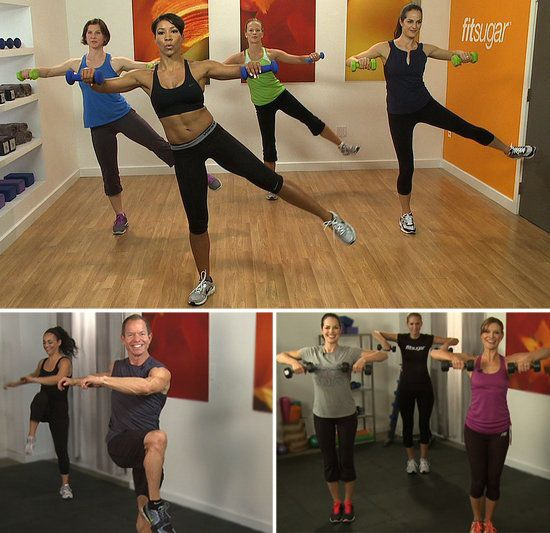 10-Minute Workouts For Burning Calories and Toning