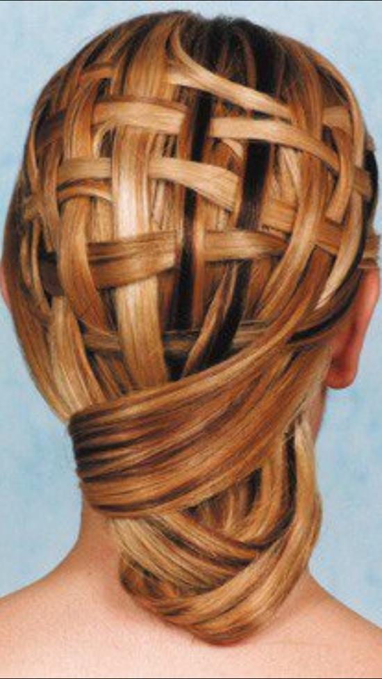 Amazing Hairstyles #38