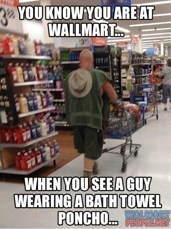 Funny People Of Walmart - Pic 9