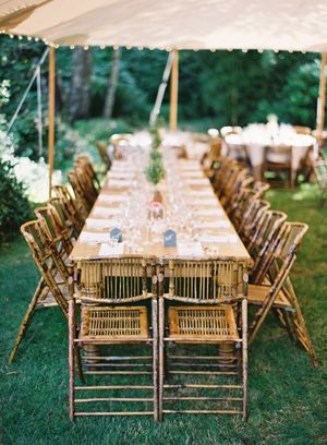 Charming Outdoor Wedding