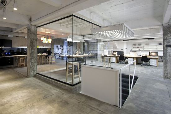 Inside Nova Iskra: Belgrades Beautiful Design Incubator