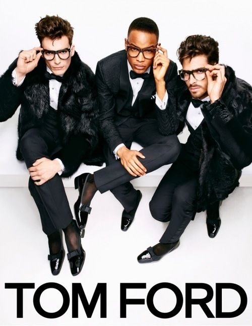 TOM FORD campaign fall/winter 2013/14