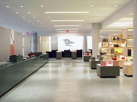 light terrazzo floors