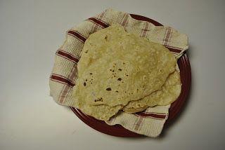 """Novelties & Trinkets: """"Healthy"""" Handmade Tortillas"""