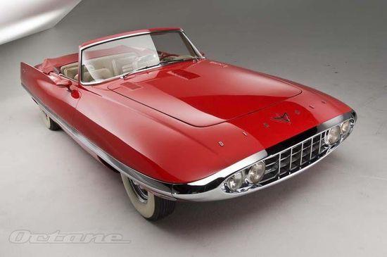 1957 Diablo Concept Car