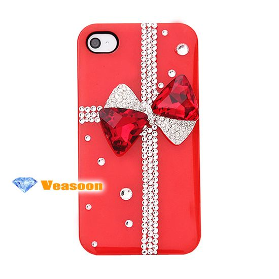 Iphone 4 case ,Iphone 5 case ,Hot pink