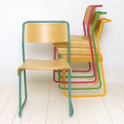 Canteen Utility Chairs for Kids