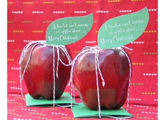 Christmas Teacher Gift