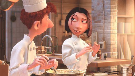 Cooking tips + Paris = l'amour.