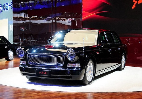 The $1 Million Chinese built Luxury Sedan - TheTopTier.net - The Best in Luxury and Affluence