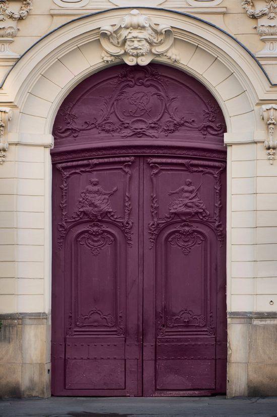 Paris - Purple Door