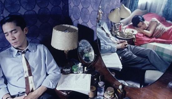 In the Mood for Love/Fa yeung nin wa (2000 dir. Kar Wai Wong). Production design William Chang.