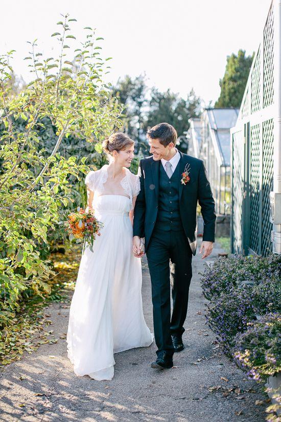 Cozy Autumn Wedding Ideas / Carmen and Ingo Photography