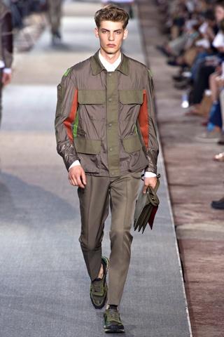 Valentino Spring 2013 Menswear