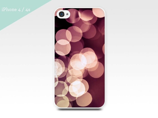iphone 5 case bokeh photography iphone 4 4s case
