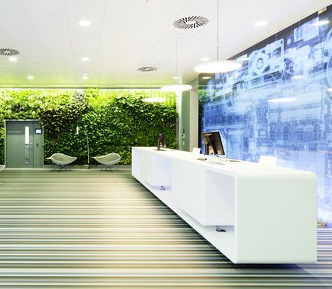 Microsoft Vienna Office Design