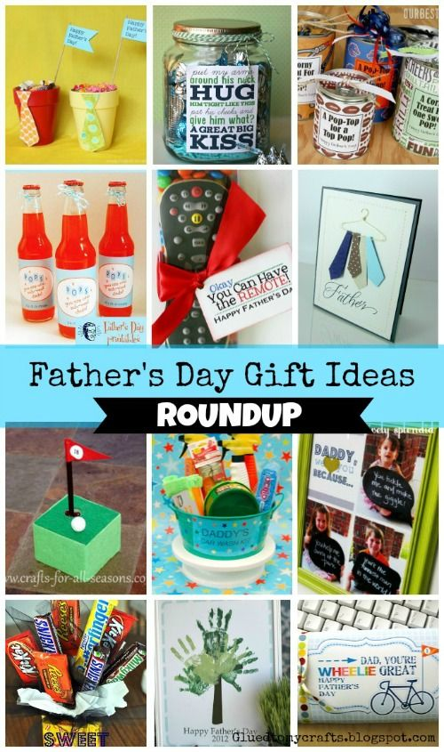 Father's Day Gift Handmade Gift Idea Roundup