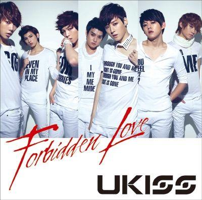 "U-KISS performs ""Forbidden Love"" on Happy Music #allkpop #UKISS"