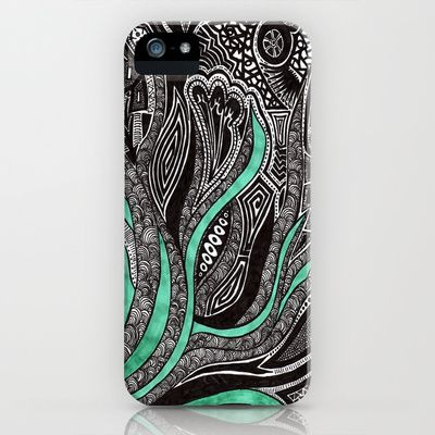 Reach iPhone Case by Creative Chaos - $35.00