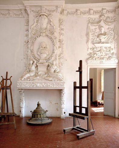 Picasso's studio  Aix en Provence