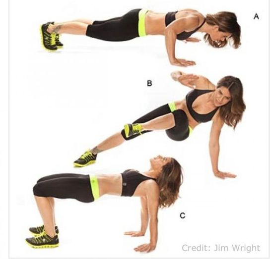 Tone your arms FAST with these quick workouts